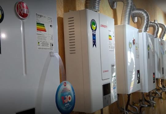 Assistência técnica para aquecedores