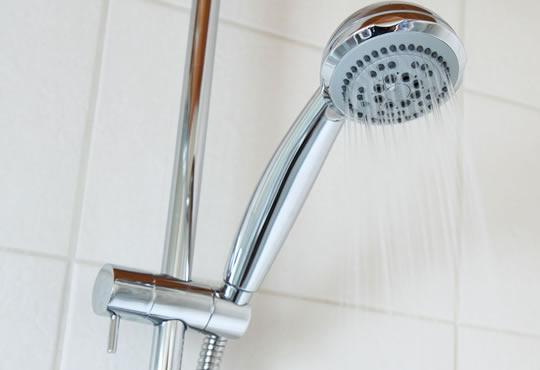 chuveiro compatível com o aquecedor de água