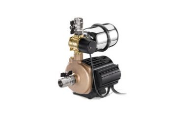 Pressurizadores de água