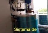 Sistema de aquecimento conjugado