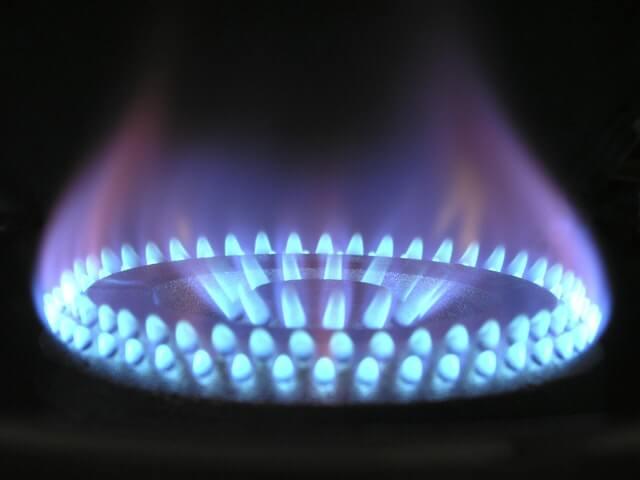 Aquecedor a gás não acende a chama